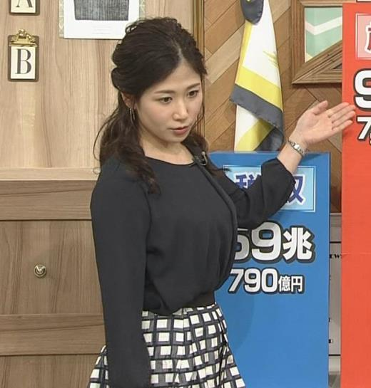 アナウンサー 桑子 の 衣装 真帆
