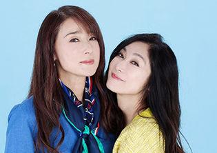 浅野温子と浅野ゆう子の写真