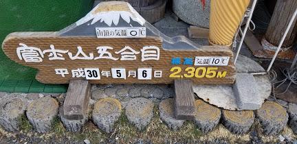 富士山五合目への行き方。車で5月に行ってみた感想や混雑状況レポ