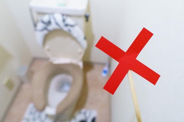 トイレの手洗い吐水口から水が出ない!原因は?対処法は?